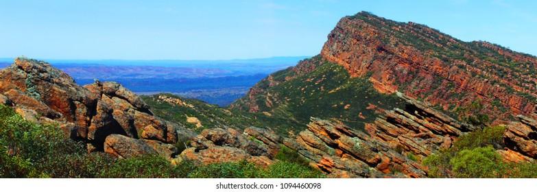 Wilpena Pound, South Australia