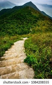 Wilson Hiking Trail in Hong Kong