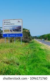 Wilsons Promontory, Australia - January 28, 2018: Wilsons Promontory is a 505 square kilometre national park in South Gippsland.