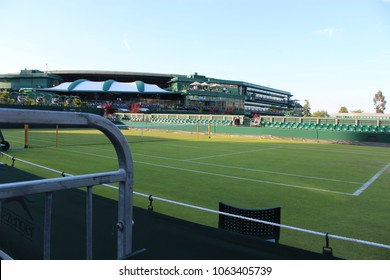 Wimbledon, London, England / July 29th, 2015: Wimbledon tennis tournament
