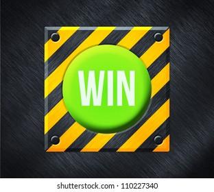 Win Green Button