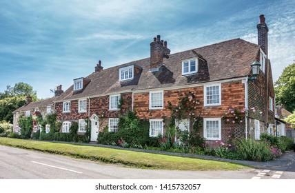 Winchelsea village in east Sussex
