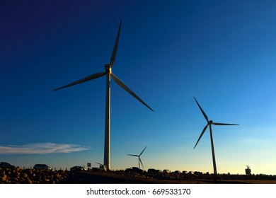wind driven generator
