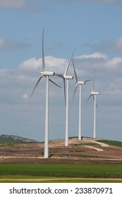 Wind Energy in Andalusia, Spain