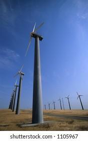 Wind Farm, Altamont Pass, Livermore California