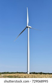 Wind farm - green energy