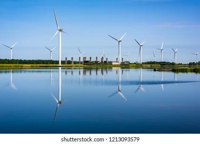 Wind farm Volkerak
