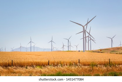Wind Generators, California, United States of America, North America