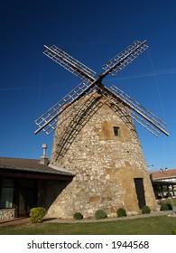 wind mill at algorta