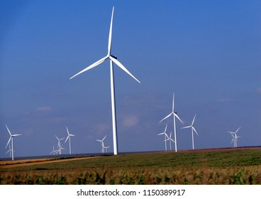 Wind mill background
