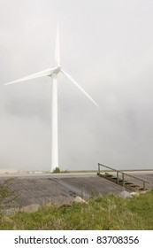 wind mill power station