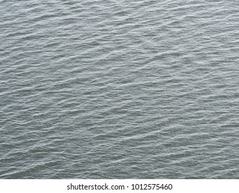 Wind on water