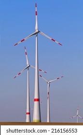 Wind plant, Wind energy plant Alternative energy