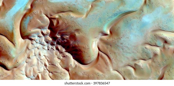 wind pottery, tribute to Pollock, abstract photography of the, deserts of Africa from the air,aerial view, abstract expressionism, contemporary photographic art, abstract naturalism,