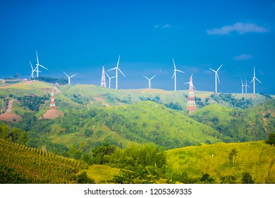 Wind power plants are environmentally friendly.
