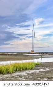 Wind power in the sea and the lake