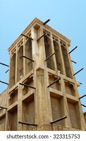 Wind Tower in Old Dubai