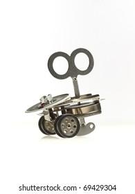 wind up toy key