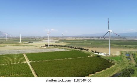 wind tribunes field