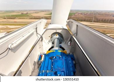 turbine éolienne