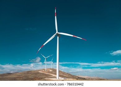 wind turbine and alternative energy