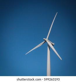 wind turbine alternative energy Location: New Zealand, capital city Wellington, North Island.
