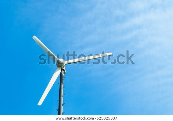 Wind Turbine Wind Generator Wind Power Stock Photo (Edit Now