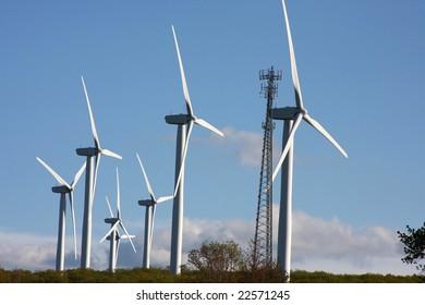 Wind Turbine - Mills