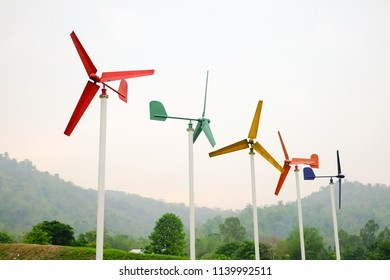 wind turbine power and energy