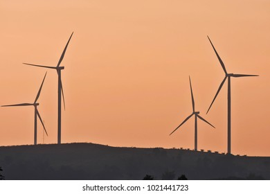wind turbine of Thailand Khao Kho Phetchaboon, Background