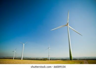 Wind turbines - energy source
