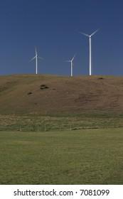 Wind Turbines in Southern Minnesota