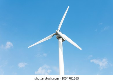 Wind turbines windmill