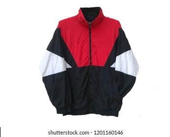 Windbreaker Sports Jacket, Sweater, Sport wear.