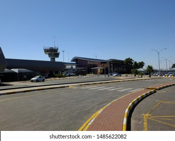 Windhoek / Namibia - 03 May 2012: The Hosea Kutako International Airport, Windhoek, Namibia