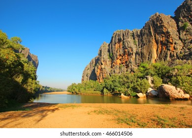 Windjana Gorge, Kimberley, Western Australia
