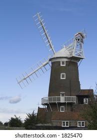 Windmill at Cley, North Norfolk UK