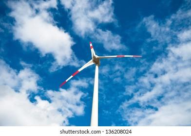 windmill energy as an alternative power