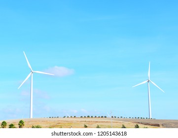 Windmill Energy Power