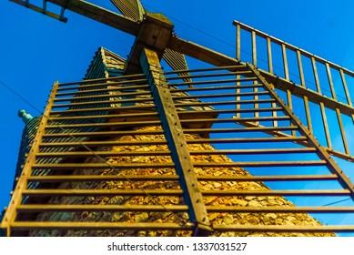 Windmill, France, beautiful