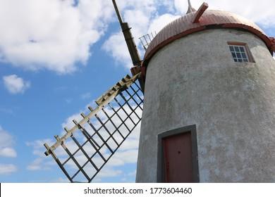 windmill of Graciosa Island, Azores
