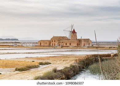 Windmill of Marsala