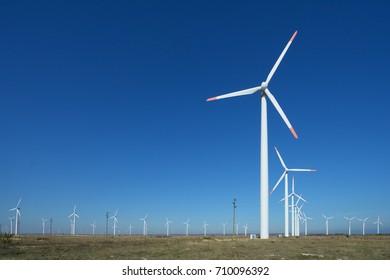 The windmill on the cape Kaliakra