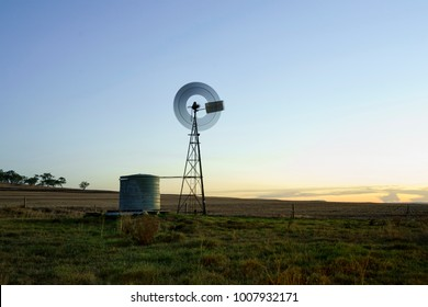 Windmill, Queensland, Australia.