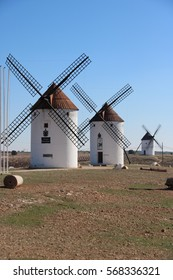 Windmill in Southern Spain