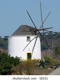 Windmill Traditional of Portugal