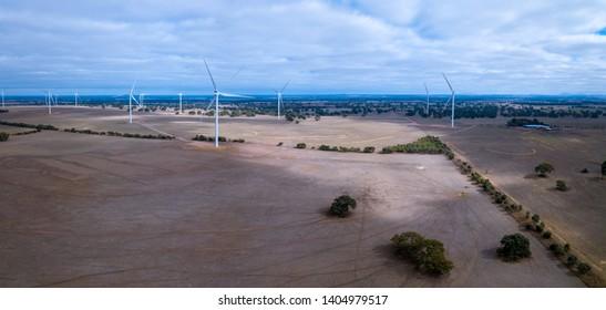 Windmill Wind Turbine Renewable Energy