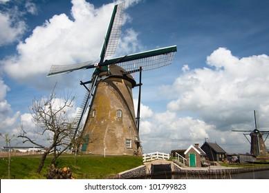 windmills area