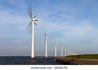 Windmills blades