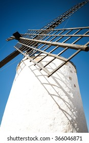 Windmills of Don Quixote. Consuegra, Spain